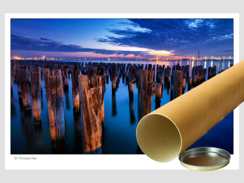 Classic-Gallery-Landscape-01-PRINCESS-PIER-postal-tube-Photography-by-Michael-Collins