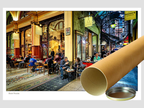 Modern-Gallery-Melbourne-BLOCK-ARCADE-Postal-Tube-Photography-by-Michael-Collins-for-Visual-Resource