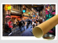 Modern-Gallery-Melbourne-LANEWAY-ENCLAVE-Postal-Tube-Photography-by-Michael-Collins-for-Visual-Resource