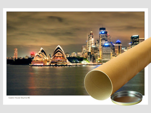 Modern-Gallery-Sydney-OPERA-HOUSE-SKYLINE-#2-postal-photography-by-Michael-Collins-for-Visual-Resource