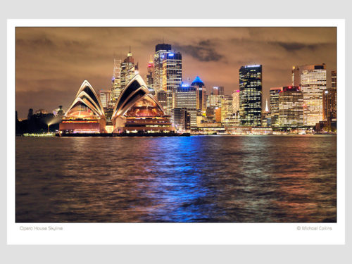 Modern-Gallery-Sydney-OPERA-HOUSE-SKYLINE-photography-by-Michael-Collins-for-Visual-Resource